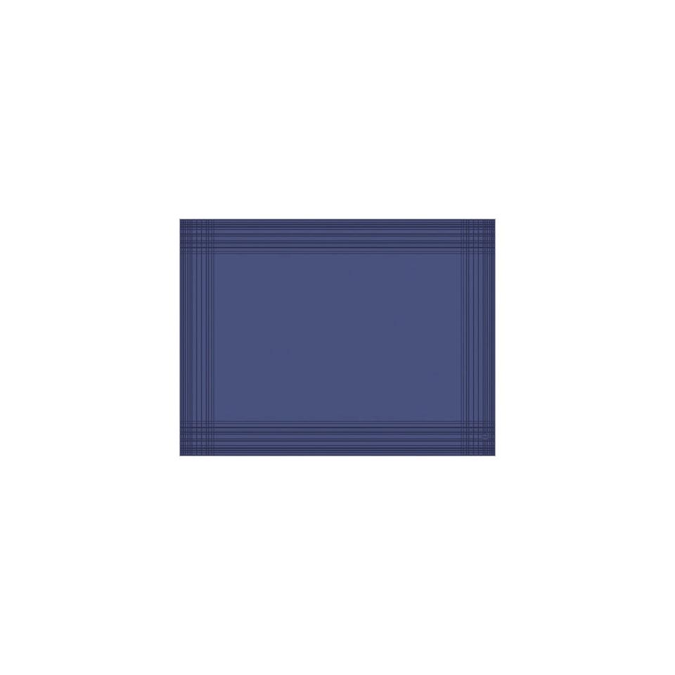 Tovaglietta Maitre Duni in cellulosa Dunicell 30 x 40 cm blu scura