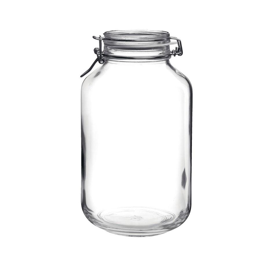 Vaso ermetico Fido Rocco Bormioli in vetro