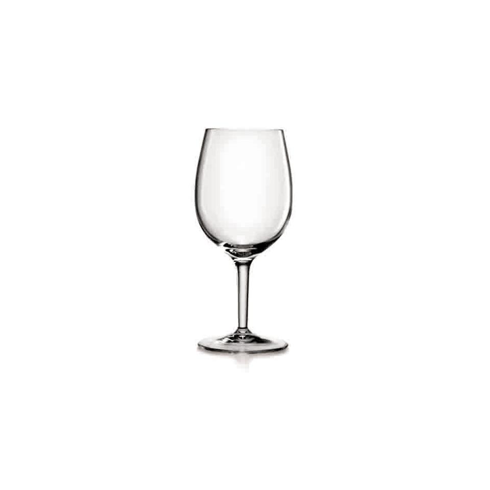 Calice Grandi vini Rubino Bormioli Luigi in vetro con tacca cl 37
