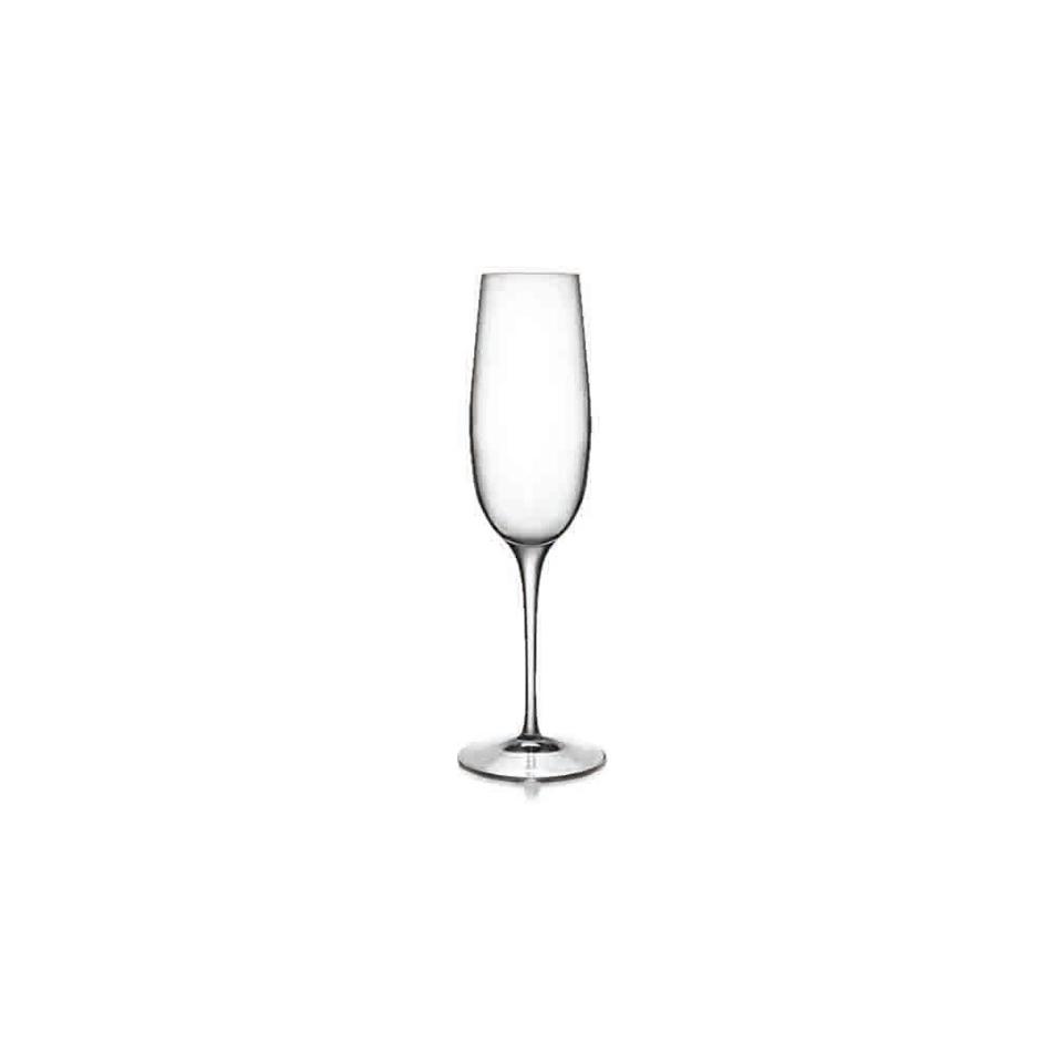 Calice Flute champagne Palace Bormioli Luigi in vetro cl 23,5