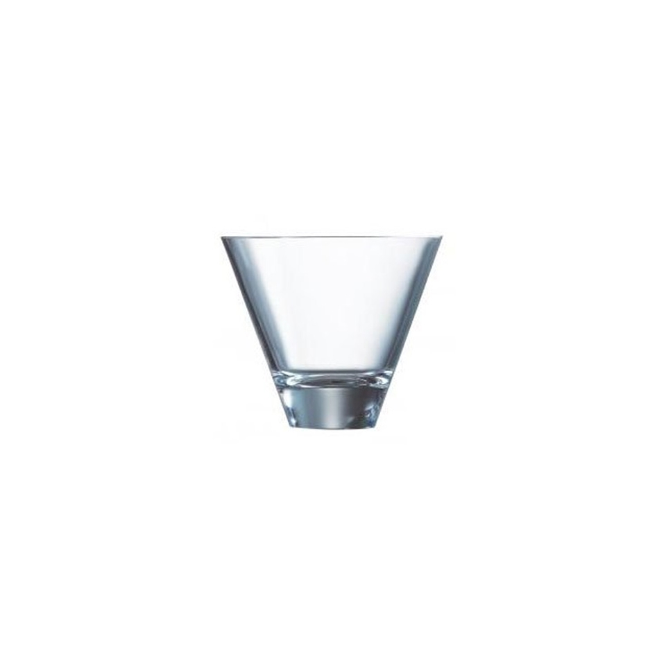 Bicchiere cocktail Cometa Arcoroc in vetro 25 cl