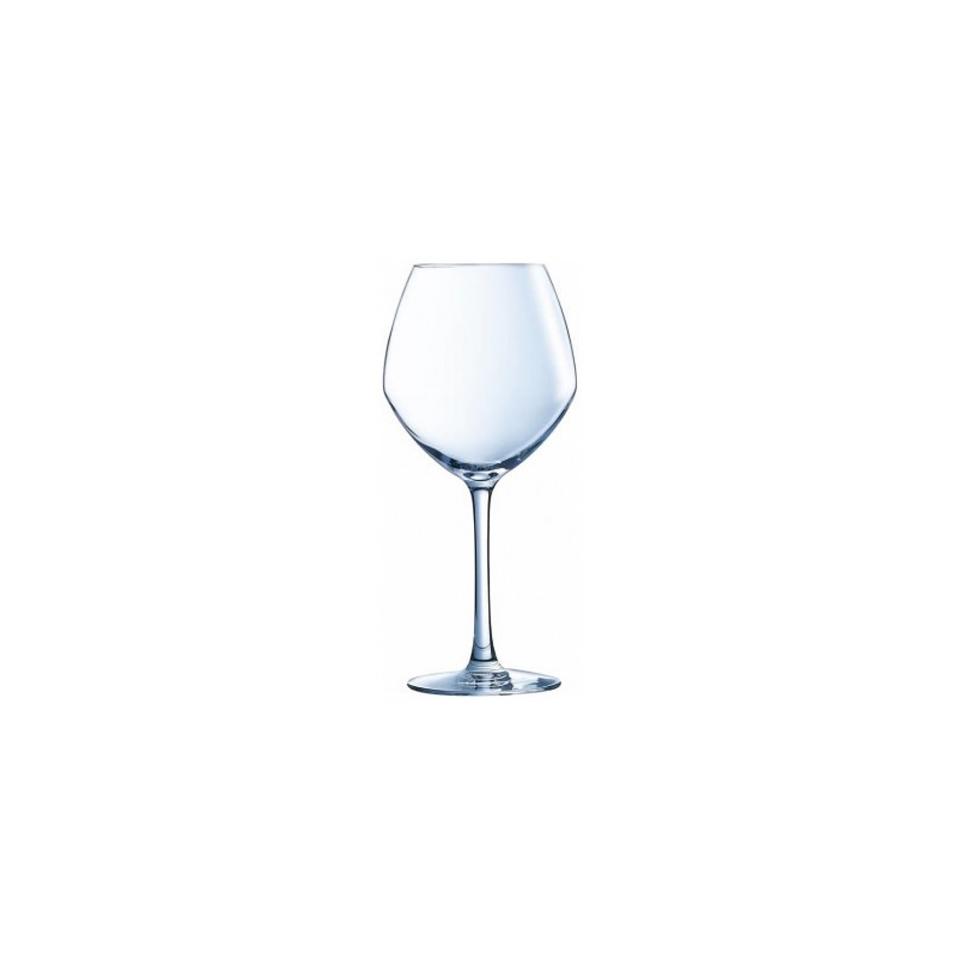 Calice vino Vins Jeunes Arcoroc in vetro cl 35