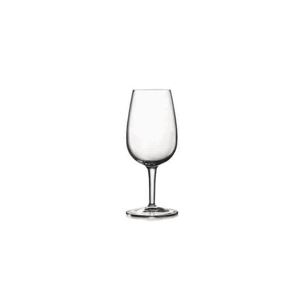 Calice degustazione Doc Bormioli Luigi in vetro con tacca cl 21,5