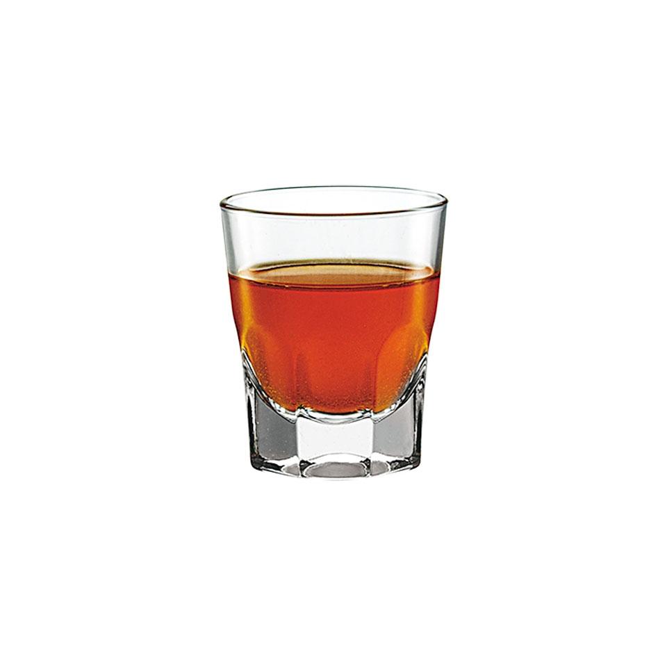 Bicchiere Piemontese Bormioli Rocco in vetro cl 10