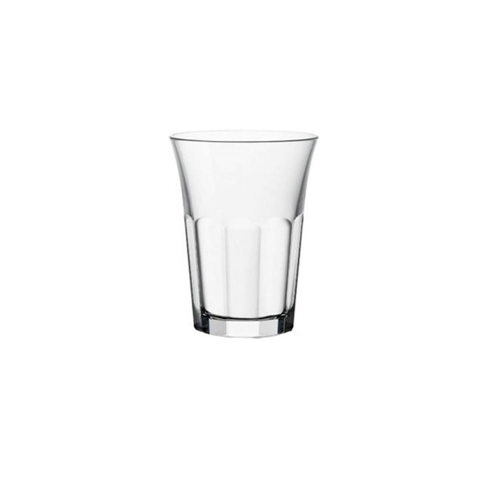 Bicchiere da trattoria Siena Bormioli Rocco in vetro cl 17